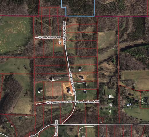 2136 W Dowden Creek Road, Bloomington, IN 47403 (MLS #201950498) :: Parker Team