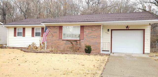 2601 Glenview Drive, Evansville, IN 47720 (MLS #201950573) :: Parker Team