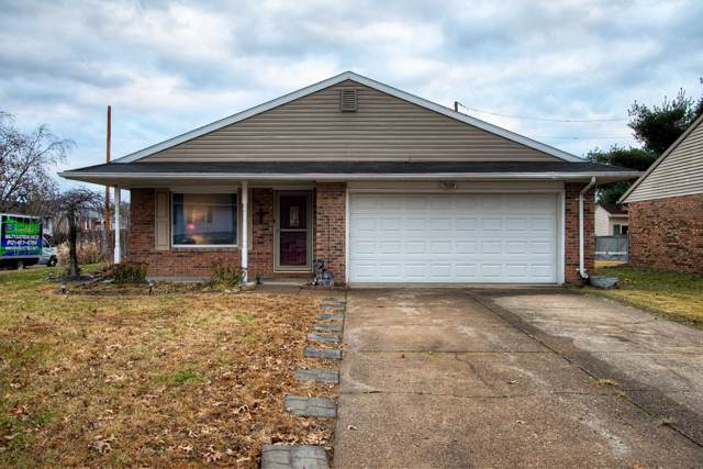 3315 Crossbow Lane, Evansville, IN 47715 (MLS #201950590) :: Parker Team
