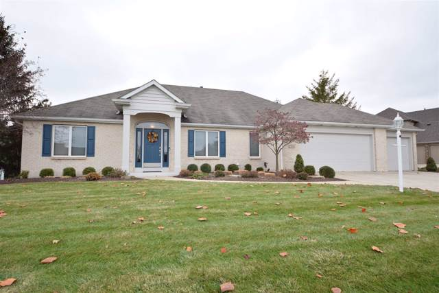 6231 Cherry Hill Parkway, Fort Wayne, IN 46835 (MLS #201950706) :: The ORR Home Selling Team