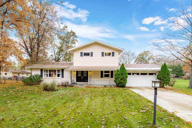 53429 Bajer Lane, South Bend, IN 46635 (MLS #201950709) :: The ORR Home Selling Team
