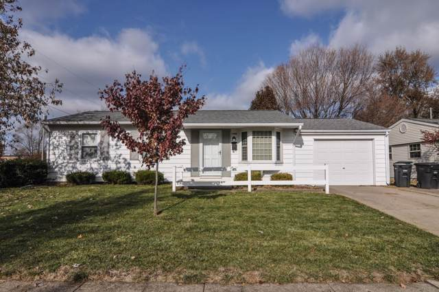 1900 Manitou Drive, Lafayette, IN 47909 (MLS #201950732) :: The Carole King Team