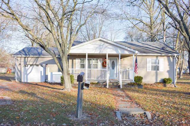 1516 N Locke Street, Kokomo, IN 46901 (MLS #201950994) :: The Carole King Team