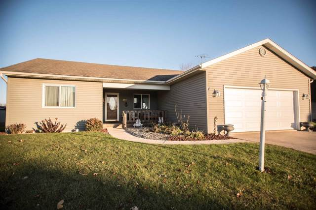 207 N Deborah Drive, Fremont, IN 46737 (MLS #201951008) :: The Dauby Team