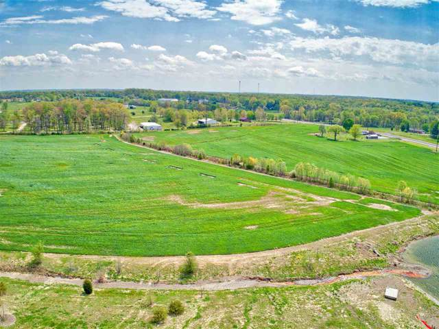 2496 New Harmony Road, Boonville, IN 47601 (MLS #201951245) :: The Dauby Team