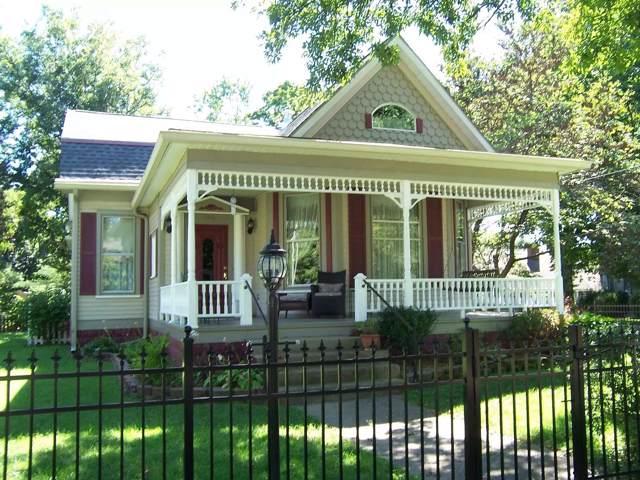 303 W Church Street, New Harmony, IN 47631 (MLS #201951533) :: Parker Team