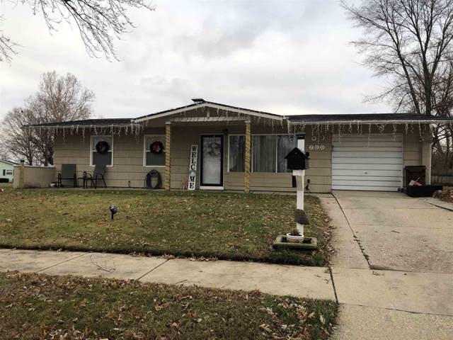 700 Stadium Place, Logansport, IN 46947 (MLS #201951567) :: The Carole King Team