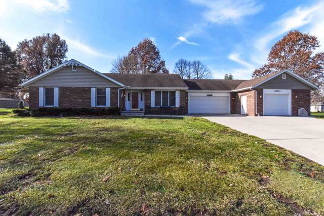 2518 Willowood Drive, Lafayette, IN 47905 (MLS #201951615) :: The Carole King Team