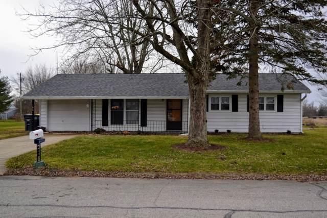 106 Rosewood Drive, Tipton, IN 46072 (MLS #201951898) :: The Romanski Group - Keller Williams Realty