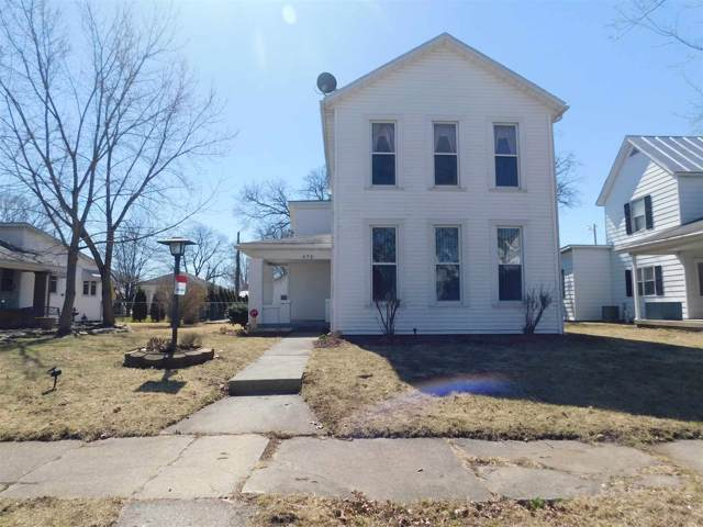 456 E South Street, Winchester, IN 47394 (MLS #201951968) :: The ORR Home Selling Team