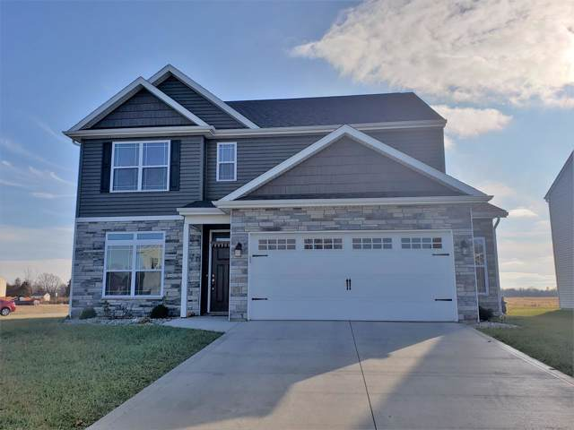 2003 Wesmar Court, Kokomo, IN 46902 (MLS #201951989) :: Parker Team