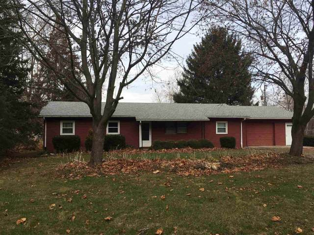 43 E 850 N Road, Decatur, IN 46733 (MLS #201952126) :: The ORR Home Selling Team