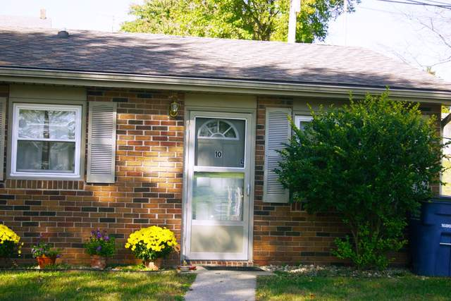 1905 14th Street 5-14, Bedford, IN 47421 (MLS #201952129) :: The ORR Home Selling Team