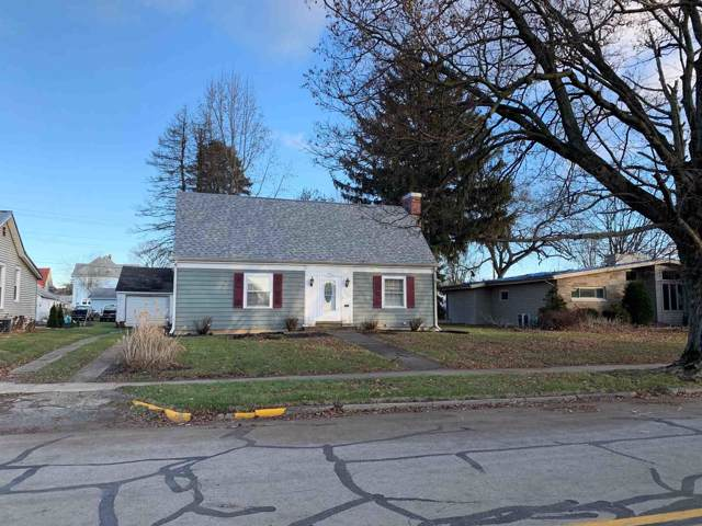 511 S Illinois Street, Monticello, IN 47960 (MLS #201952145) :: The Carole King Team
