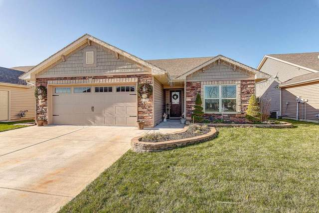 306 Kettle Circle, Lafayette, IN 47905 (MLS #201952207) :: The Carole King Team