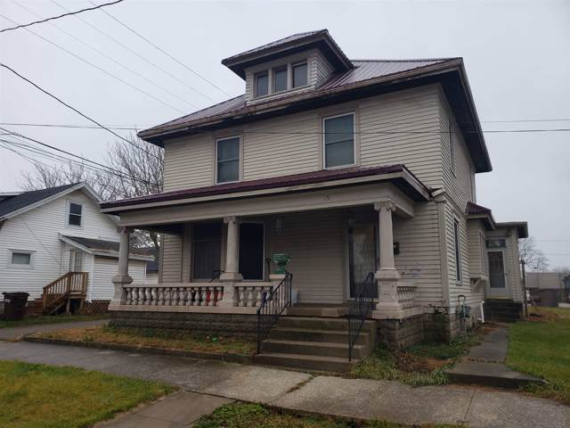 15 E Colfax Street, Logansport, IN 46947 (MLS #201952225) :: The Carole King Team