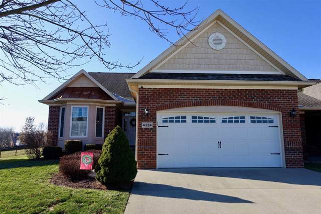 4324 S Clear View Court, Bloomington, IN 47403 (MLS #201952298) :: The ORR Home Selling Team