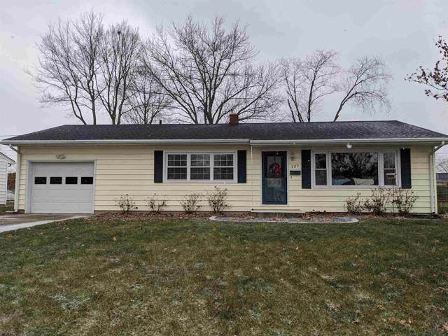 725 Parkway Drive, Logansport, IN 46947 (MLS #201952412) :: The Carole King Team