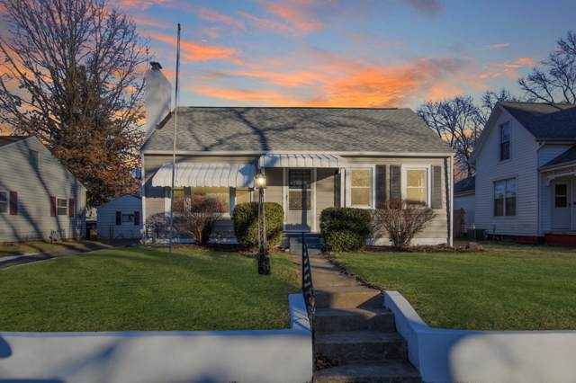 119 S 28th Street, Lafayette, IN 47904 (MLS #201952414) :: The Carole King Team