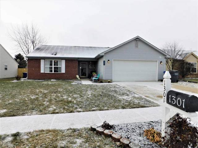 1301 Kyle David Way, Kokomo, IN 46901 (MLS #201952428) :: The Carole King Team
