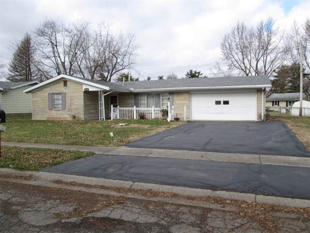 2310 W Murden Street, Kokomo, IN 46901 (MLS #201952448) :: The Carole King Team