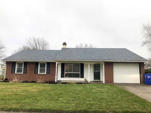 205 Oakmont Drive, Kokomo, IN 46902 (MLS #201952469) :: The Carole King Team