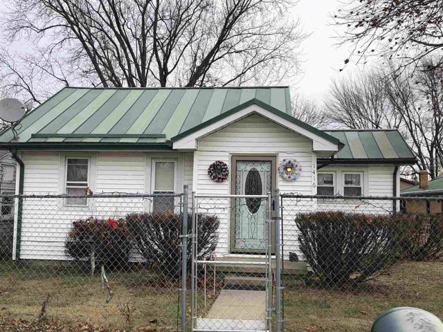 1416 S Darby Avenue, Kokomo, IN 46902 (MLS #201952610) :: The Romanski Group - Keller Williams Realty