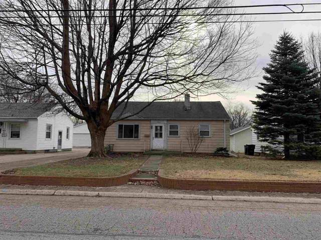 1405 Logan Avenue, Lafayette, IN 47905 (MLS #201952616) :: The Romanski Group - Keller Williams Realty