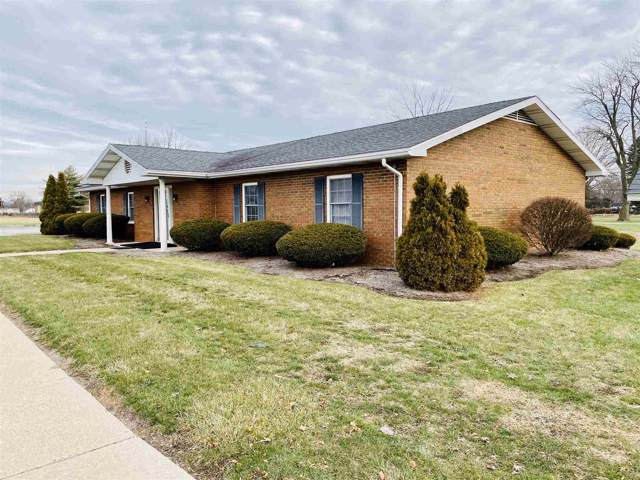 608 W 38TH Street, Marion, IN 46953 (MLS #201952617) :: The Romanski Group - Keller Williams Realty