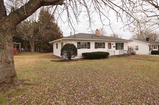 1116 N Quarry Road, Marion, IN 46952 (MLS #201952684) :: The Carole King Team