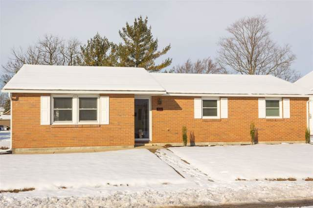 520 W Will Street, Winchester, IN 47394 (MLS #201953190) :: The ORR Home Selling Team