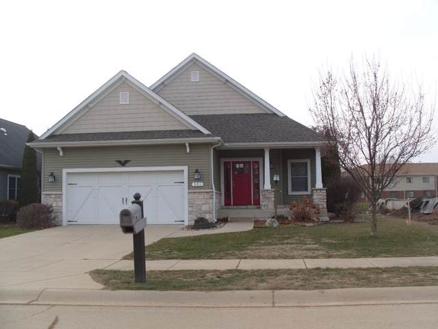 531 S Jackson Street, Bremen, IN 46506 (MLS #201953302) :: The ORR Home Selling Team