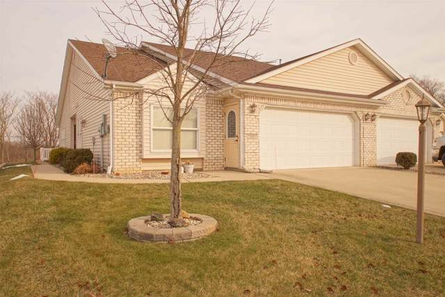 2013 Dausha Court, Warsaw, IN 46580 (MLS #201953364) :: The ORR Home Selling Team