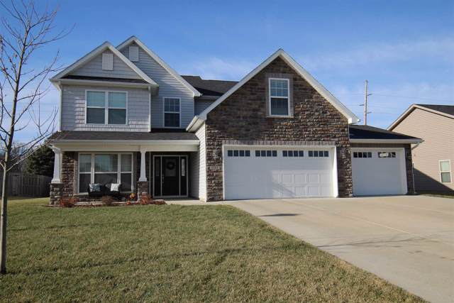 4408 Lintel Court, West Lafayette, IN 47906 (MLS #201953424) :: Parker Team