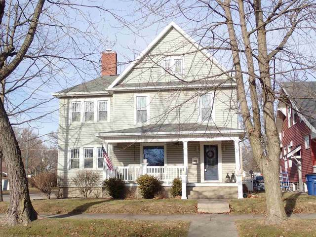 1020 W Spencer Avenue, Marion, IN 46952 (MLS #201953444) :: The Carole King Team