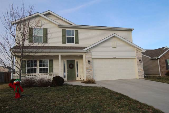 2844 Morallion Drive, West Lafayette, IN 47906 (MLS #201953498) :: Parker Team