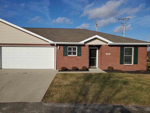 114 Sunset Drive, Winchester, IN 47394 (MLS #201953524) :: The ORR Home Selling Team