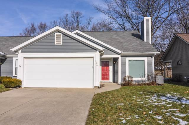 206 Westview Circle, West Lafayette, IN 47906 (MLS #201953555) :: Parker Team