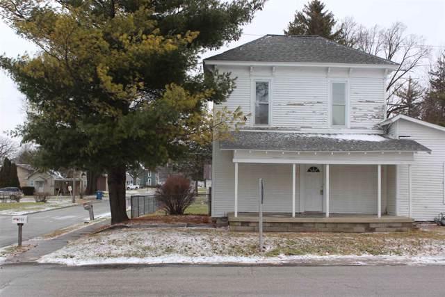 123 S Vine Street, Fairmount, IN 46928 (MLS #202000014) :: The Romanski Group - Keller Williams Realty