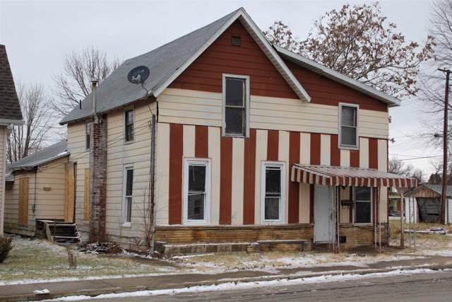 414 W 13th Street, Marion, IN 46953 (MLS #202000030) :: The Carole King Team