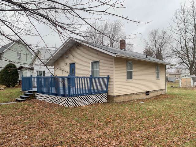 912 W 11th Street, Muncie, IN 47302 (MLS #202000135) :: The ORR Home Selling Team