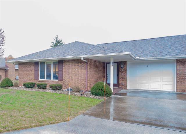 842 Ross Drive, Marion, IN 46953 (MLS #202000354) :: The Carole King Team