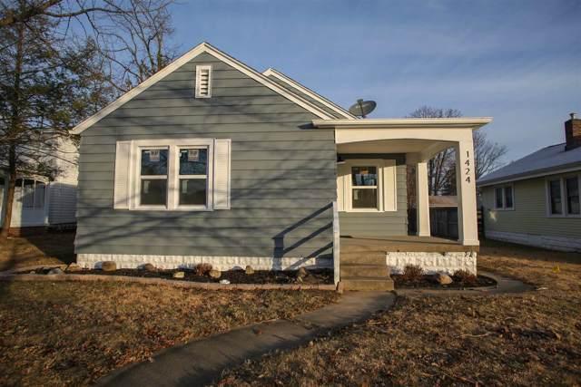 1424 Adams Street, Lafayette, IN 47905 (MLS #202000485) :: The Romanski Group - Keller Williams Realty