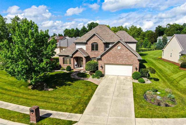 1410 Hawksview Drive, Marion, IN 46952 (MLS #202000516) :: The Carole King Team