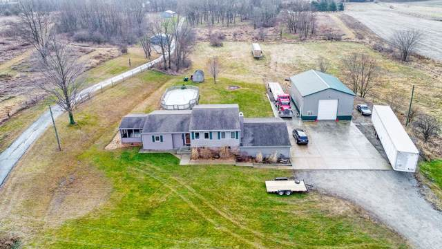 356 Baseline Road, Albion, IN 46701 (MLS #202000533) :: The ORR Home Selling Team