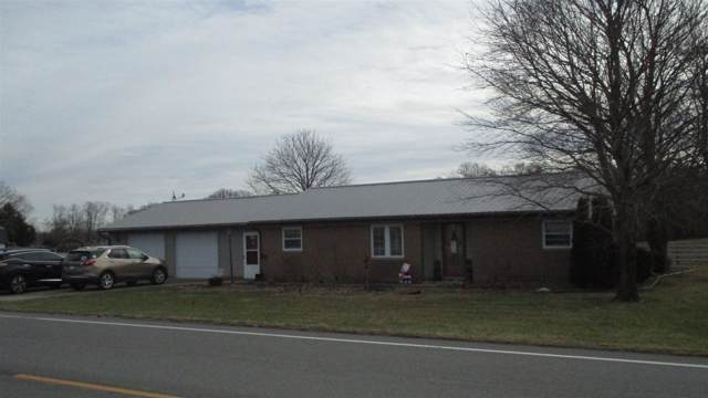1150 W St Rd 218, Camden, IN 46917 (MLS #202000570) :: The Romanski Group - Keller Williams Realty