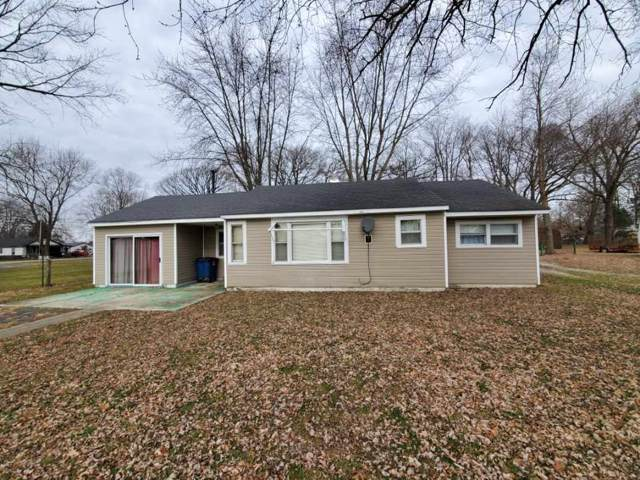 1744 W 14th Street, Marion, IN 46953 (MLS #202000664) :: The Carole King Team