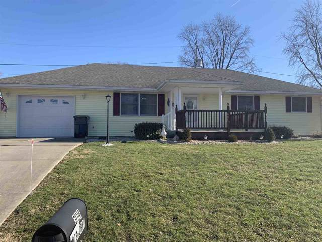 314 Mar Fran Court, Eaton, IN 47338 (MLS #202000853) :: The ORR Home Selling Team