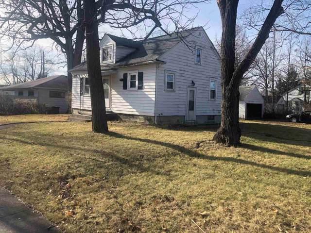 6002 S Calhoun, Fort Wayne, IN 46807 (MLS #202000917) :: The ORR Home Selling Team