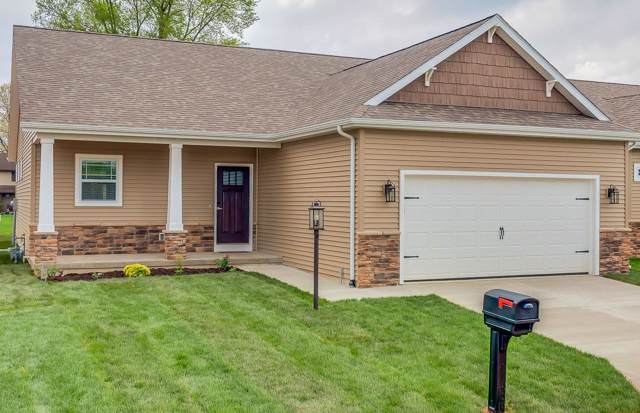 1116 Wakefield Court #28, Mishawaka, IN 46544 (MLS #202000951) :: Hoosier Heartland Team | RE/MAX Crossroads